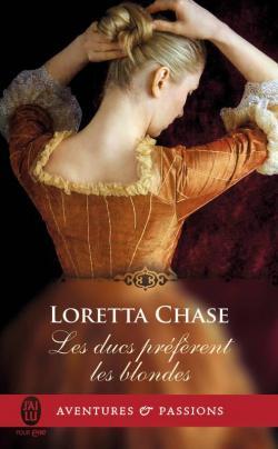 Les ducs préferent les blondes par Loretta Chase