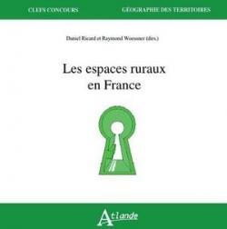 Les espaces ruraux en France par Raymond Woessner