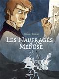 Les naufragés de la Méduse par Deveney