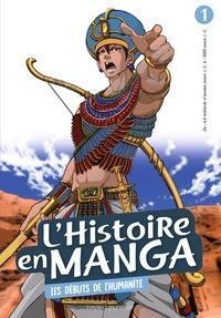 L'histoire en manga, tome 1 : Les débuts de l'humanité par Nanbô