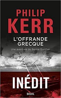 L'offrande grecque par Kerr