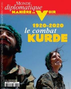 Manière de voir, n°169 : Le Combat Kurde par Revue Manière de voir