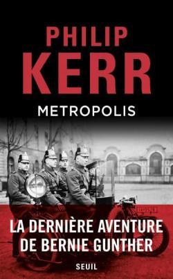 Metropolis par Philip Kerr