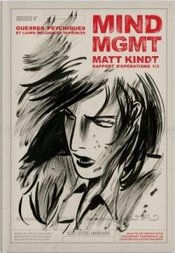 Mind MGMT : Rapport d'opérations par Kindt