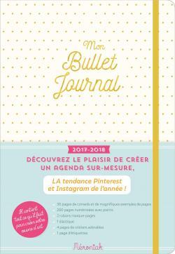 Mon bullet journal Mémoniak 2017-2018 par  Editions 365