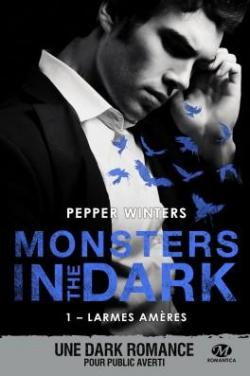 Monsters in the dark, tome 1 : Larmes amères par Pepper Winters