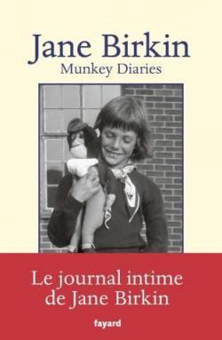 Munkey Diaries par Jane Birkin