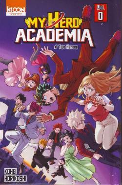My Hero Academia 2 Heroes