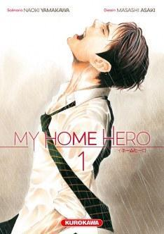 My home hero, tome 1 par Yamakawa
