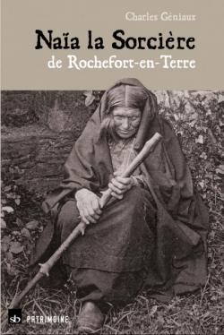 Naia la Sorcière de Rochefort-en-Terre par Charles Géniaux