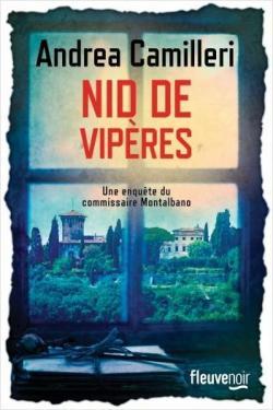 """Résultat de recherche d'images pour """"NID DE VIPÈRES, ANDREA CAMILLERI"""""""
