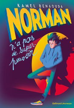 Norman n'a pas de super-pouvoir par Benaouda