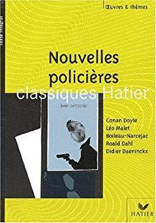 Nouvelles policières - Collectif par Arthur Conan Doyle