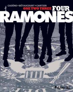 One, two, three, four, Ramones! par Xavier Bétaucourt