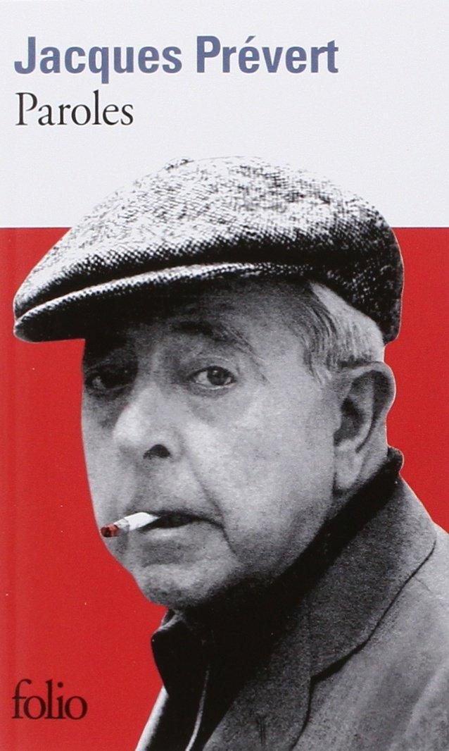 Paroles par  Jacques Prevert