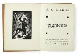 Pigments Léon Gontran Damas Babelio
