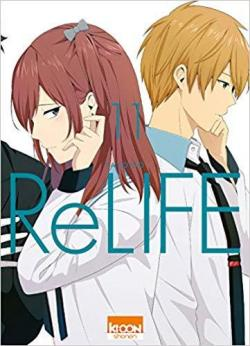 ReLIFE, tome 11 par Yayoiso