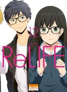 ReLIFE, tome 12 par Yayoiso