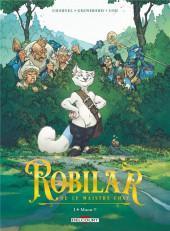 Robilar ou le maistre chat, tome 1 : Miaou ! par Chauvel