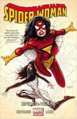 Spider-Woman, tome 1 : Spider-Verse par Dennis Hopeless