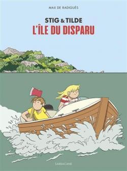 Stig & Tilde (1) : L'île du disparu