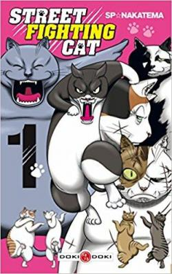 Street Fighting Cat, tome 1 par Nakatema