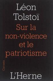 Sur la non-violence et le patriotisme par Léon Tolstoï