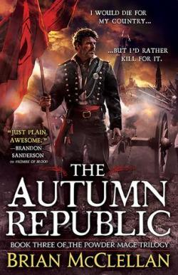 The Autumn Republic par Brian McClellan