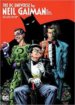 The DC Universe By Neil Gaiman par Neil Gaiman