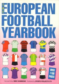 The European Football Yearbook par  Collectif
