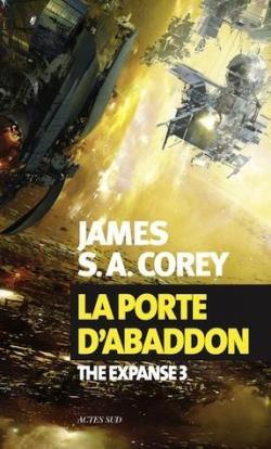 The Expanse, tome 3 : La Porte d'Abaddon par Corey