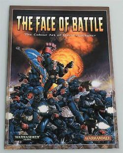 The Face of Battle par David Gallagher