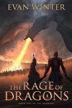 The Rage of Dragons par Evan Winter