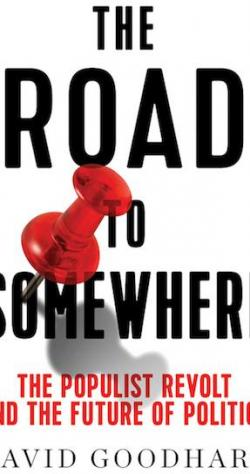The Road to Somewhere par David Goodhart