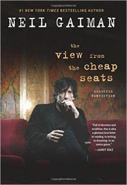 The View from the Cheap Seats par Neil Gaiman