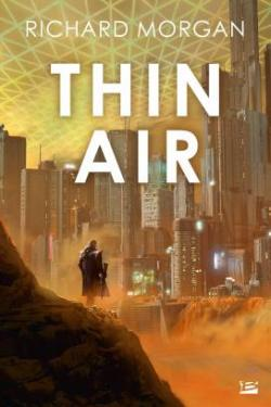 Thin air par Morgan