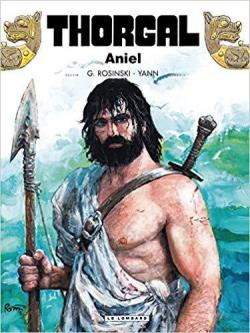 Thorgal, tome 36 : Aniel par  Yann