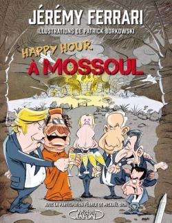 Happy hour à Mossoul par Jérémy Ferrari