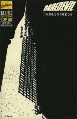 Daredevil - Renaissance, tome 1 par Dan G. Chichester