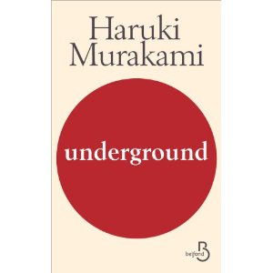 "Résultat de recherche d'images pour ""underground haruki murakami"""