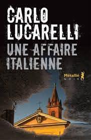 Une affaire italienne par Lucarelli