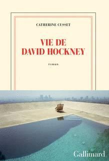 Vie de David Hockney par Cusset