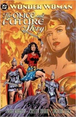 Wonder Woman: The Once & Future Story par Trina Robbins