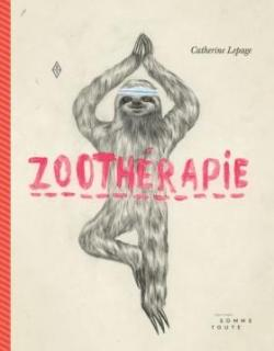 Zoothérapie par Catherine Lepage