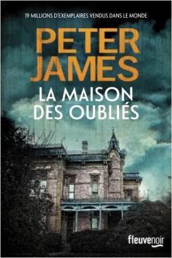 La maison des oubliés par James