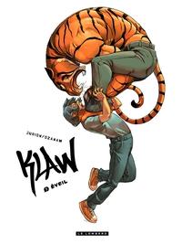 Klaw, tome 1 : Eveil par Ozanam