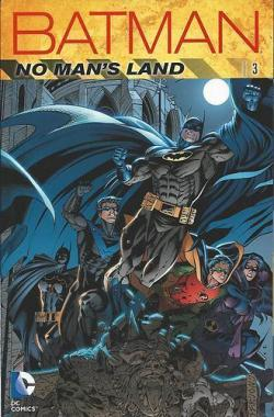 Batman. No Man's Land vol. 3 par Ian Edginton