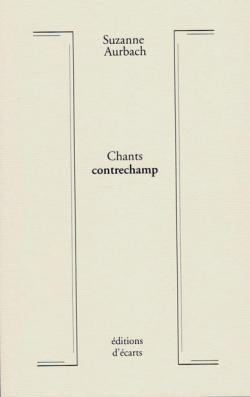 Chants, Contrechamps. par Aurbach