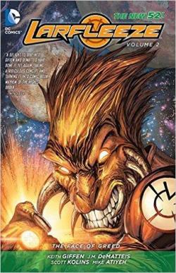 Larfleeze Vol. 2: The Face of Greed par Keith Giffen