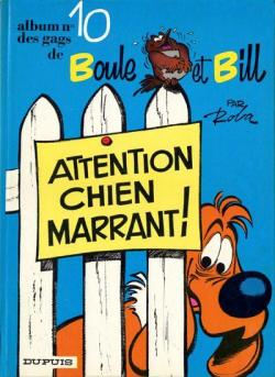 Boule et Bill, tome 10 : Attention chien marrant ! par Jean Roba